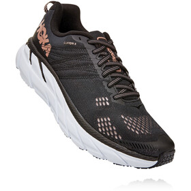 Hoka One One Clifton 6 Shoes Women black/rose gold